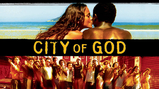 Locandina di City of God