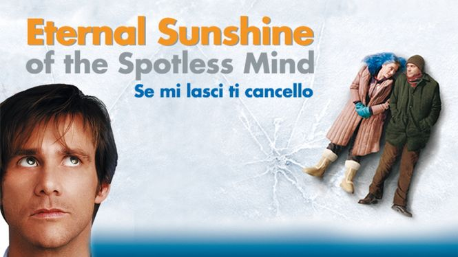 Locandina di Eternal Sunshine of the Spotless Mind - Se Mi Lasci Ti Cancello