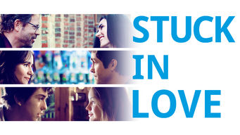 Locandina di Stuck in Love